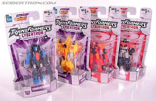 Transformers Cybertron Thundercracker (Image #9 of 54)