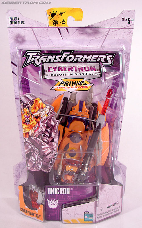 Transformers Cybertron Unicron (Image #1 of 123)