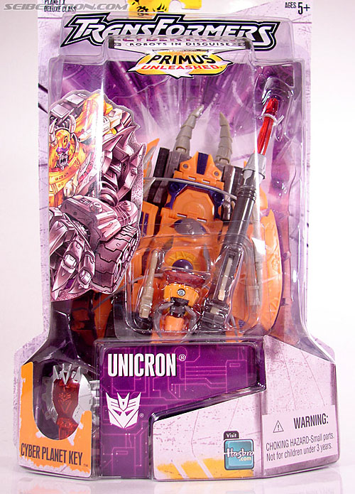 Transformers Cybertron Unicron (Image #2 of 123)