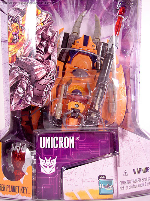 Transformers Cybertron Unicron (Image #3 of 123)
