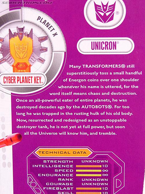 Transformers Cybertron Unicron (Image #10 of 123)