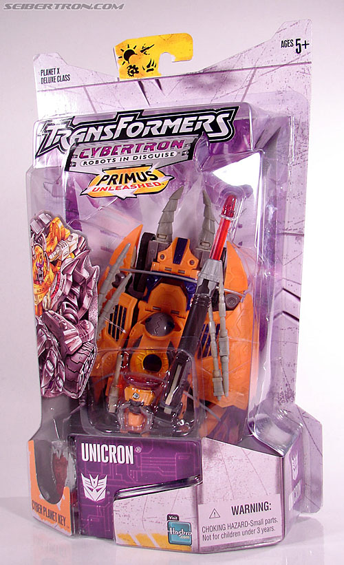 Transformers Cybertron Unicron (Image #18 of 123)