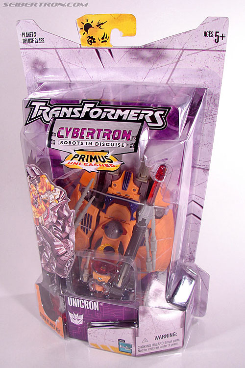 Transformers Cybertron Unicron (Image #19 of 123)