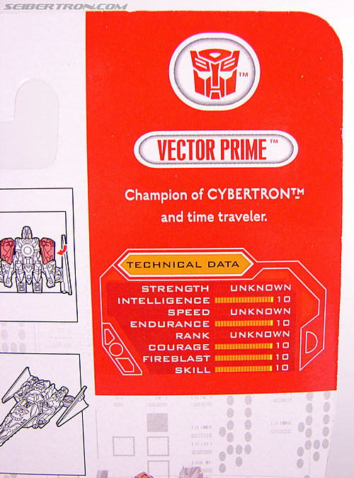 Transformers Cybertron Vector Prime (Image #15 of 59)