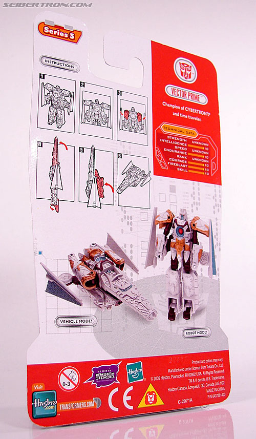 Transformers Cybertron Vector Prime (Image #16 of 59)