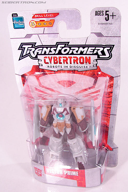 Transformers Cybertron Vector Prime (Image #18 of 59)