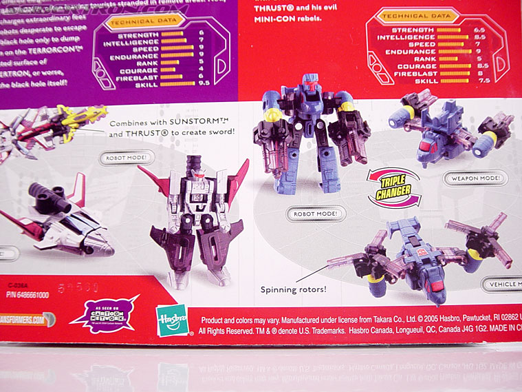 Transformers Cybertron Ramjet (Image #7 of 44)