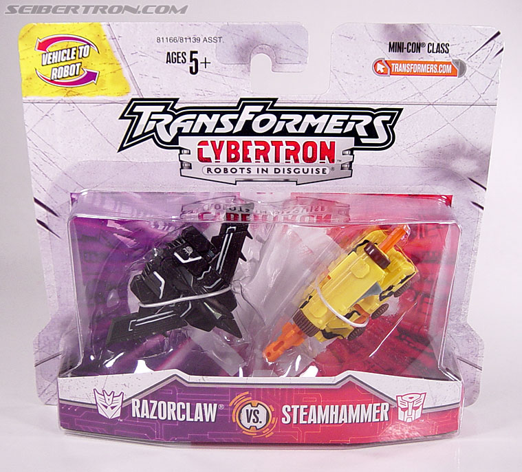Transformers Cybertron Razorclaw (Image #1 of 56)