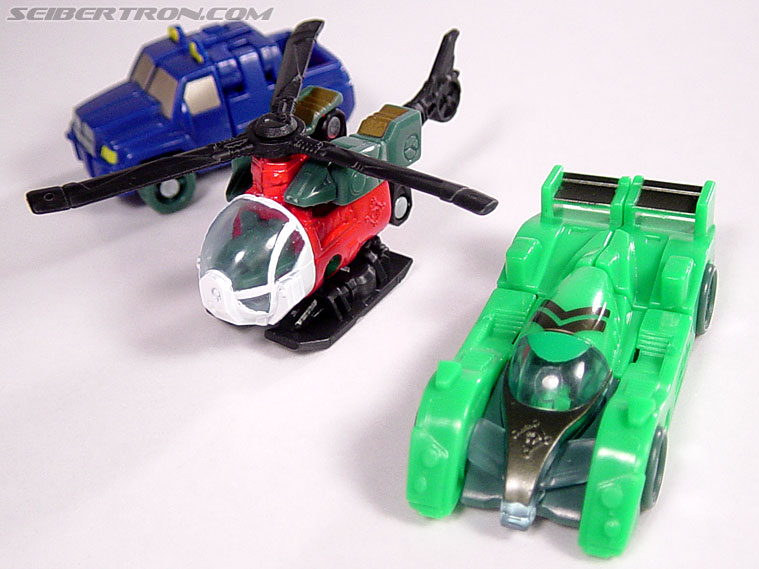 Transformers Cybertron Six-Speed (Blit) (Image #13 of 28)