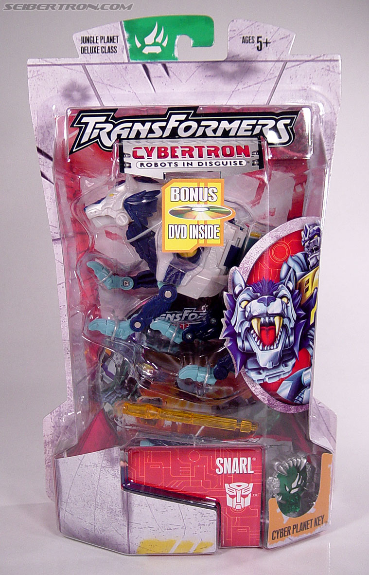 Transformers Cybertron Snarl (Fang Wolf) (Image #1 of 108)