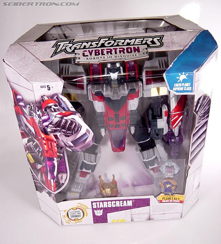 Transformers Cybertron Starscream (Super Starscream) (Image #1 of 170)