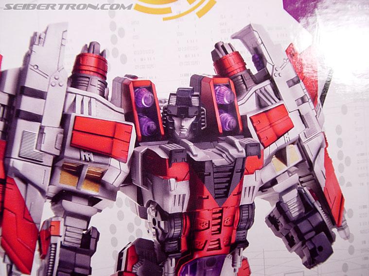 Transformers Cybertron Starscream (Super Starscream) (Image #20 of 170)