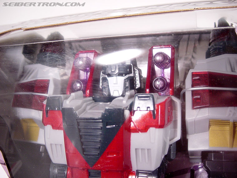 Transformers Cybertron Starscream (Super Starscream) (Image #31 of 170)