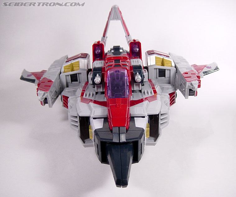 Transformers Cybertron Starscream (Super Starscream) (Image #41 of 170)