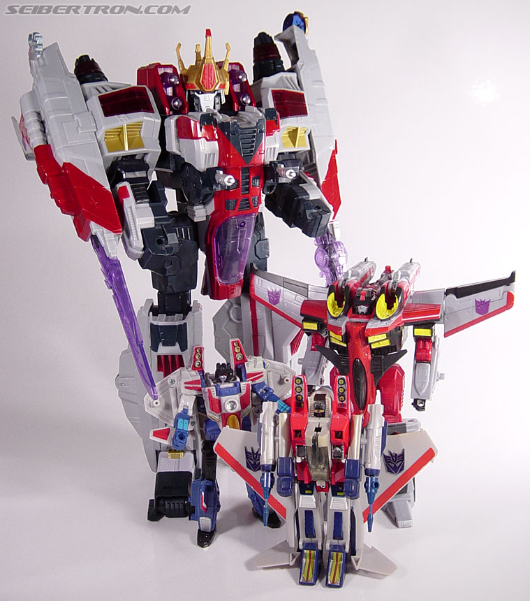 Transformers Cybertron Starscream (Super Starscream) (Image #169 of 170)