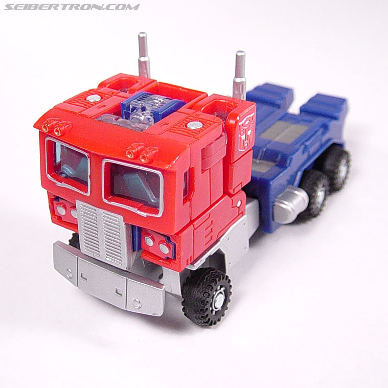 Transformers Robot Masters Optimus Prime (G1 Convoy) (Image #12 of 71)