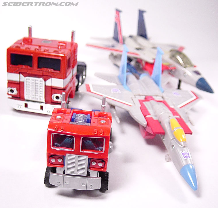 Transformers Robot Masters Optimus Prime (G1 Convoy) (Image #17 of 71)