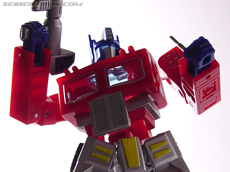 Transformers Robot Masters Optimus Prime (G1 Convoy) (Image #42 of 71)