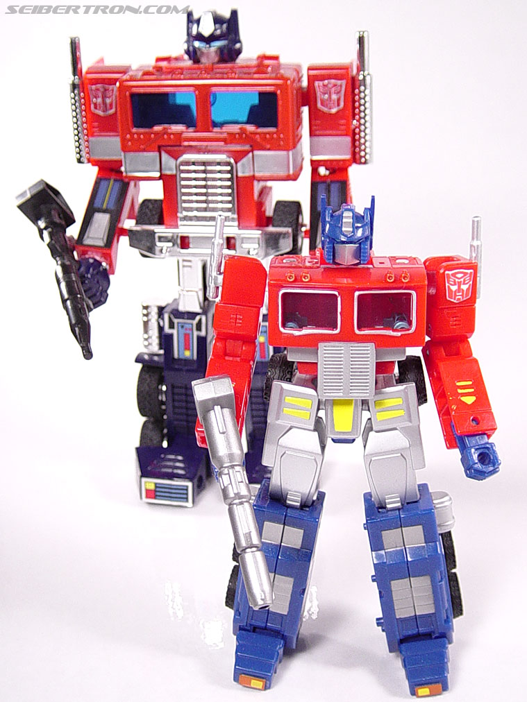 Transformers Robot Masters Optimus Prime (G1 Convoy) (Image #58 of 71)