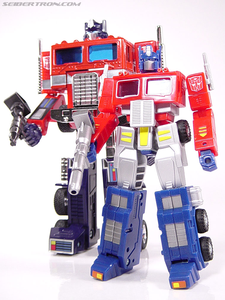 Transformers Robot Masters Optimus Prime (G1 Convoy) (Image #60 of 71)