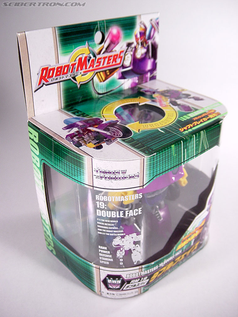 Transformers Robot Masters Double Face (Image #3 of 72)