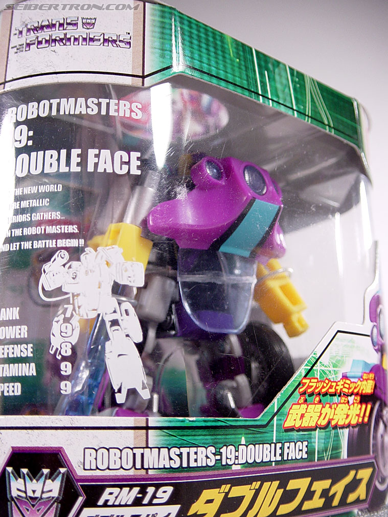 Transformers Robot Masters Double Face (Image #4 of 72)