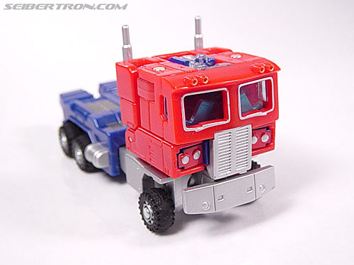 Transformers Robot Masters Optimus Prime (G1 Convoy) (Image #4 of 71)