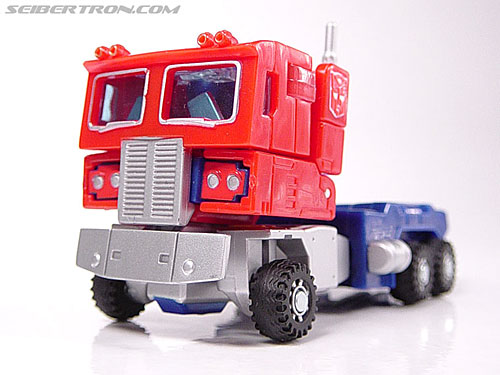 Transformers Robot Masters Optimus Prime (G1 Convoy) (Image #11 of 71)