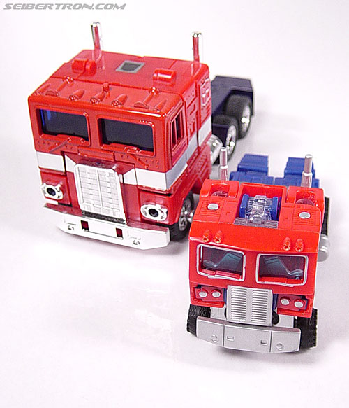 Transformers Robot Masters Optimus Prime (G1 Convoy) (Image #16 of 71)