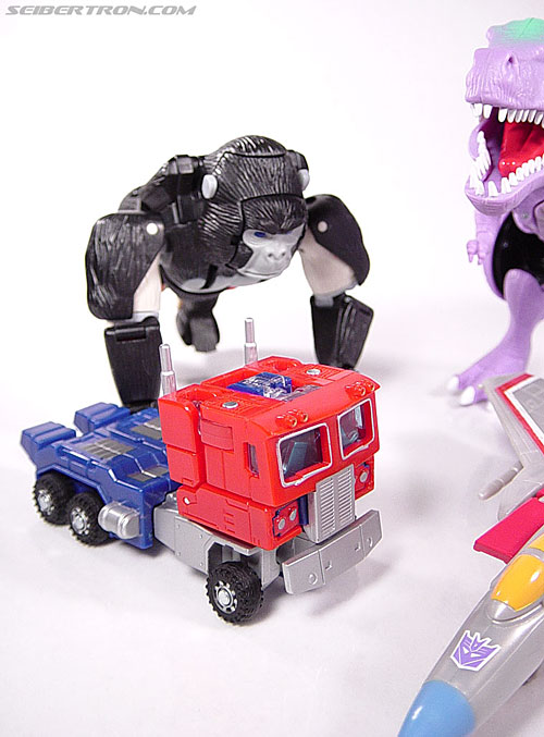 Optimus Prime (G1 Convoy) -