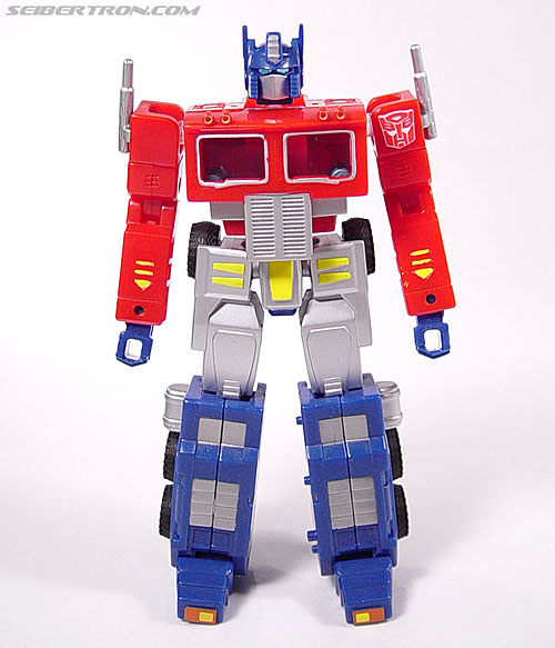 Transformers Robot Masters Optimus Prime (G1 Convoy) (Image #21 of 71)