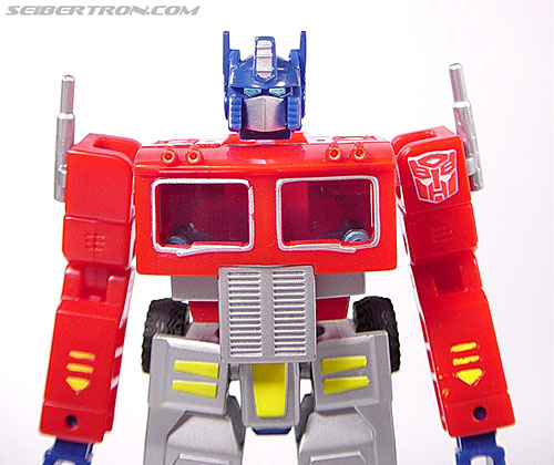 Transformers Robot Masters Optimus Prime (G1 Convoy) (Image #22 of 71)