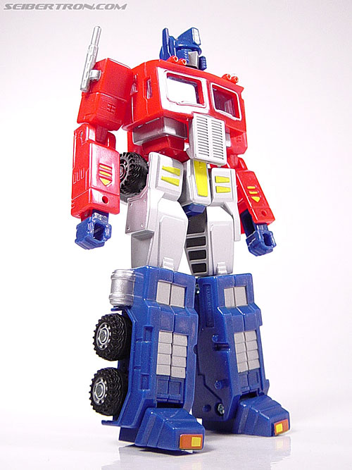 Transformers Robot Masters Optimus Prime (G1 Convoy) (Image #24 of 71)
