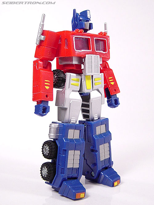 Transformers Robot Masters Optimus Prime (G1 Convoy) (Image #25 of 71)