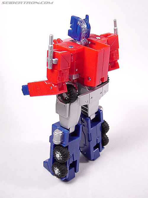 Transformers Robot Masters Optimus Prime (G1 Convoy) (Image #29 of 71)