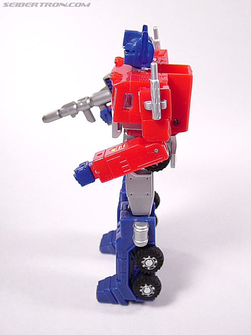 Transformers Robot Masters Optimus Prime (G1 Convoy) (Image #30 of 71)