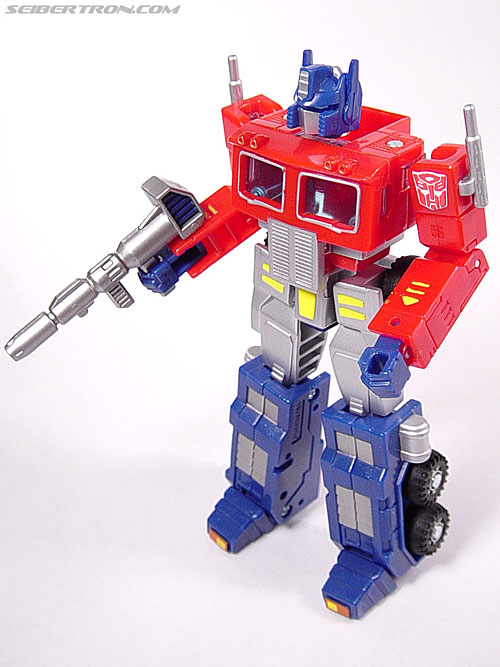 Transformers Robot Masters Optimus Prime (G1 Convoy) (Image #31 of 71)