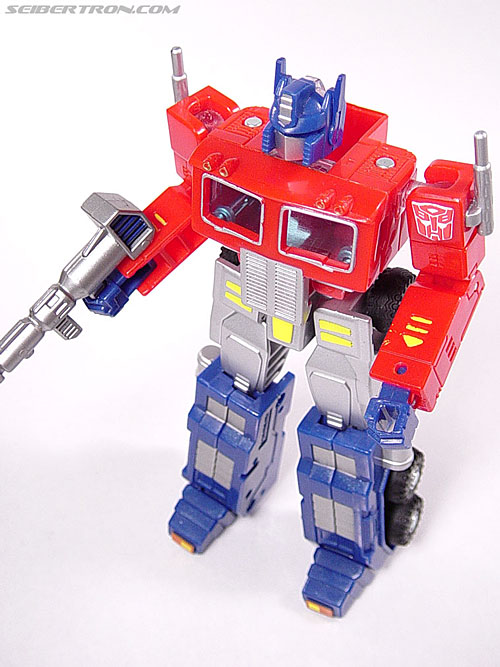 Transformers Robot Masters Optimus Prime (G1 Convoy) (Image #32 of 71)