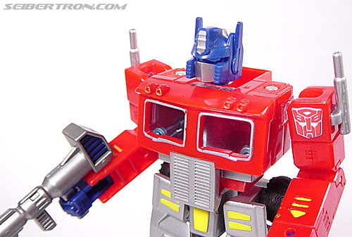 Transformers Robot Masters Optimus Prime (G1 Convoy) (Image #33 of 71)