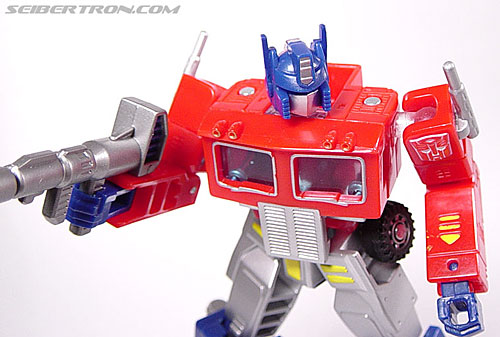 Transformers Robot Masters Optimus Prime (G1 Convoy) (Image #35 of 71)