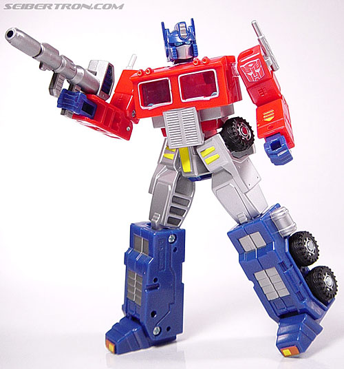 Transformers Robot Masters Optimus Prime (G1 Convoy) (Image #37 of 71)