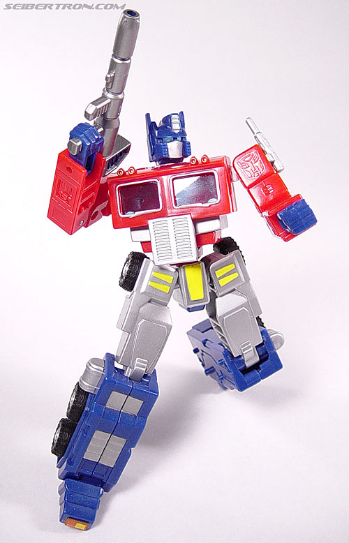 Transformers Robot Masters Optimus Prime (G1 Convoy) (Image #38 of 71)