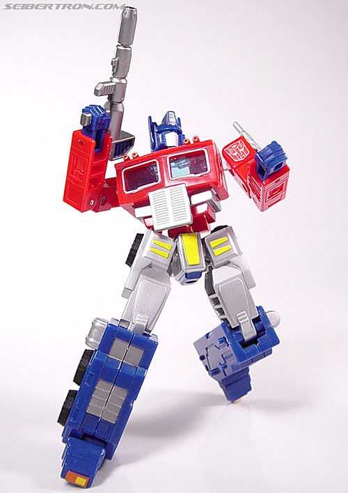 Transformers Robot Masters Optimus Prime (G1 Convoy) (Image #39 of 71)