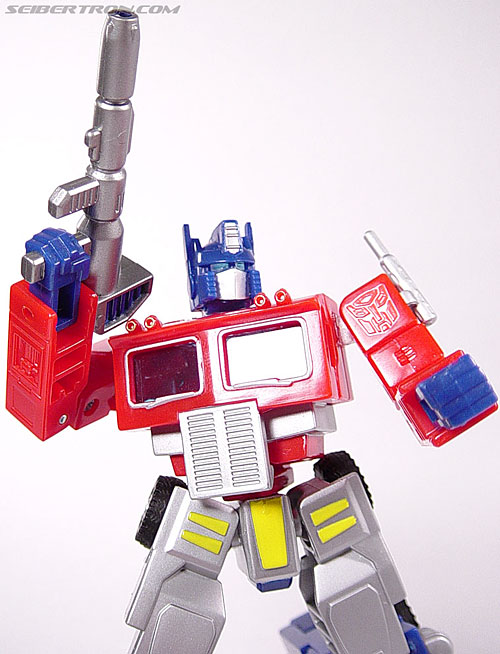 Transformers Robot Masters Optimus Prime (G1 Convoy) (Image #40 of 71)