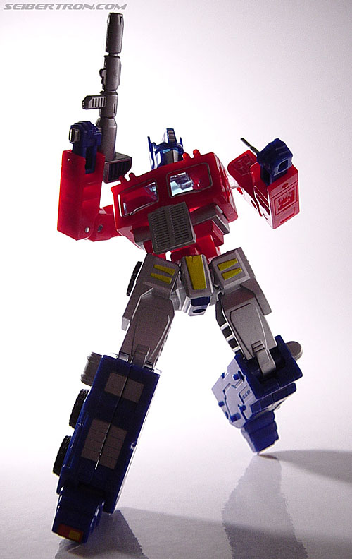 Transformers Robot Masters Optimus Prime (G1 Convoy) (Image #41 of 71)