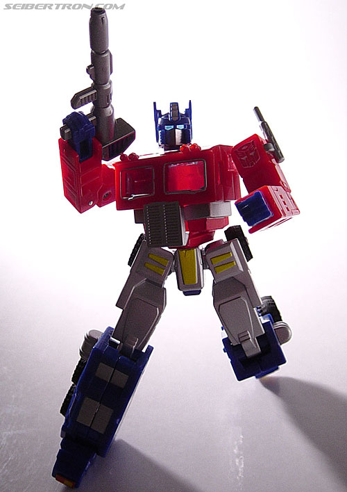 Transformers Robot Masters Optimus Prime (G1 Convoy) (Image #43 of 71)