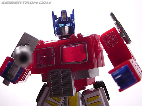 Transformers Robot Masters Optimus Prime (G1 Convoy) (Image #44 of 71)