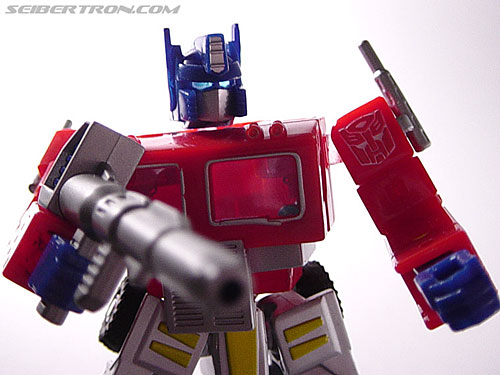 Transformers Robot Masters Optimus Prime (G1 Convoy) (Image #46 of 71)