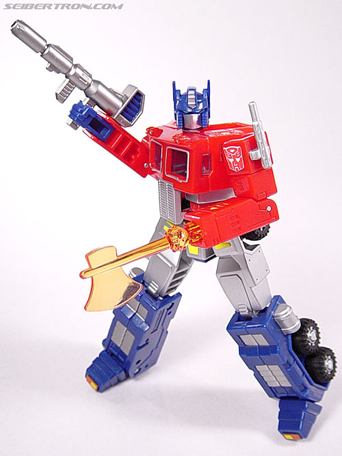 Transformers Robot Masters Optimus Prime (G1 Convoy) (Image #49 of 71)