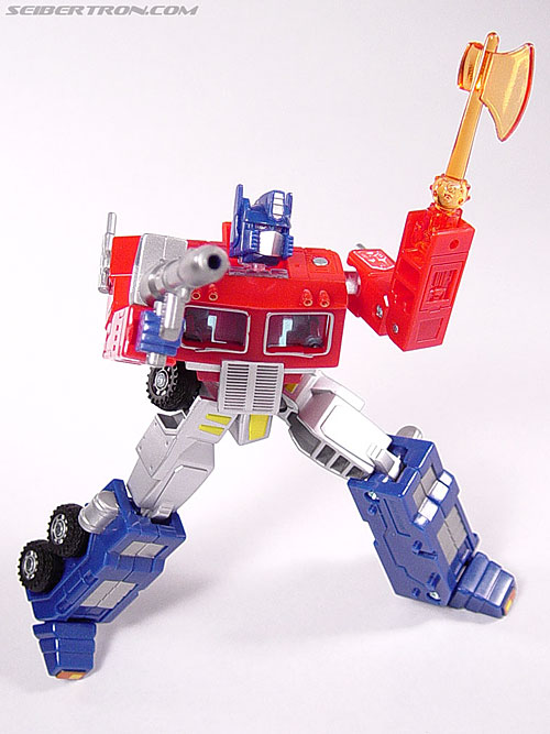 Transformers Robot Masters Optimus Prime (G1 Convoy) (Image #50 of 71)